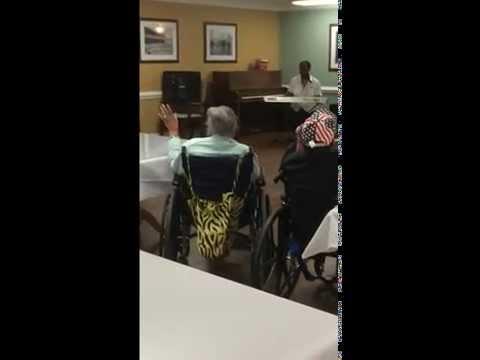Jewel Jones at Grace Healthcare