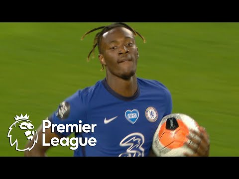Tammy Abraham scores second Chelsea goal against Liverpool | Premier League | NBC Sports