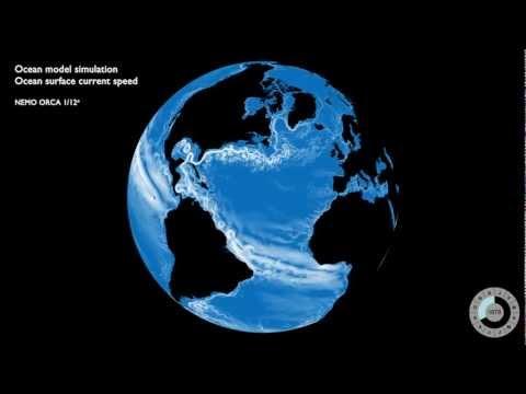 The NEMO global ocean model