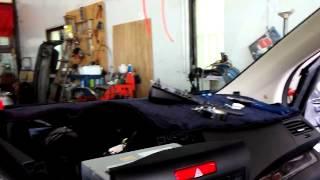 crv 4安裝blis盲點雷達輔助系統測試