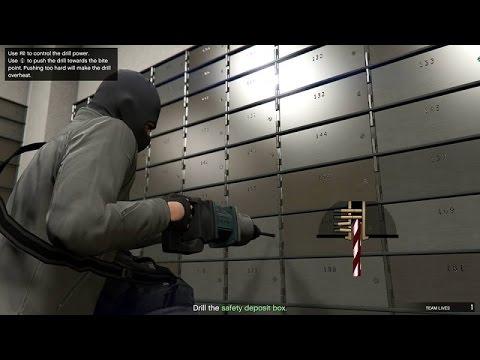 GTA 5 Online - EASY HEIST MONEY w/ our Crew - PS4 Live Stream