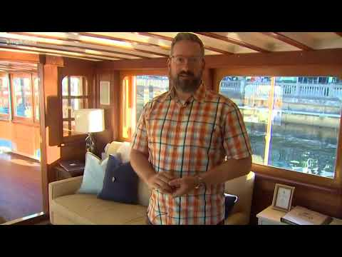 CLASSIC WOODEN YACHTS #1
