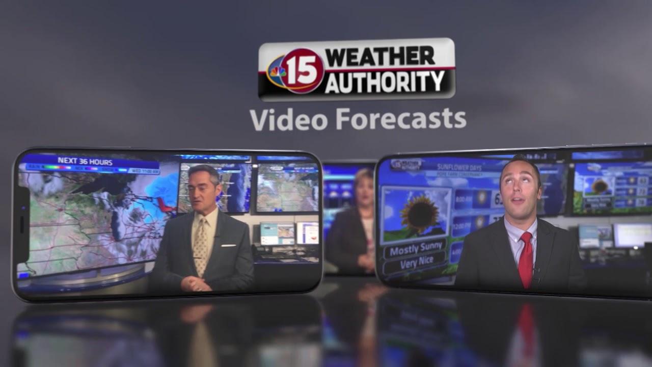 Weather App Launch