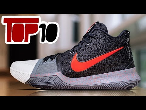 Top 10 Worst Basketball Shoes of 2017