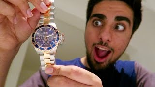 i bought a new watch