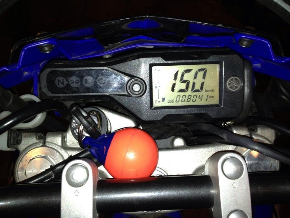 Yamaha Wr Top Speed