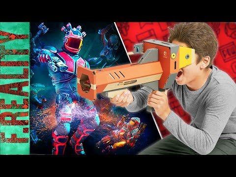 FReality Podcast - Nintendo Labo VR, Space Junkies PSVR Hands-On & Beat Saber DLC - Ep.79