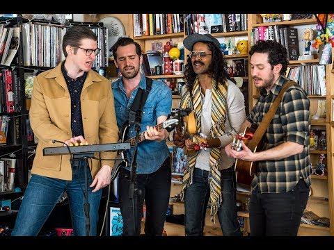 Darlingside: NPR Music Tiny Desk Concert
