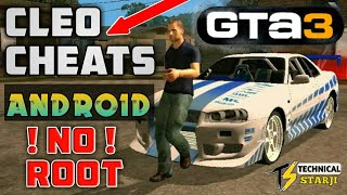 [NO ROOT] HOW TO APPLY CLEO CHEATS IN GTA 3 ANDROID NO ROOT 1000% WORKING IN HINDI