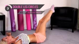видео Видео упражнения для талии