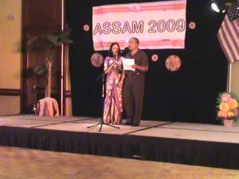 Assam 2009 - Duet - Nilaskhi & Jayanta Thakuria