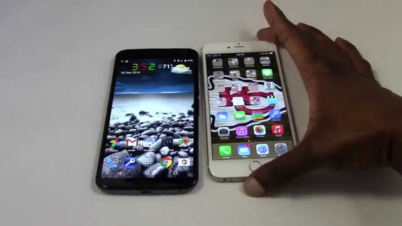 how to remove photos from iphone nexus 6 vs iphone 6 plus 1501