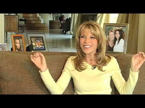 How Vanna White Learned to Crochet