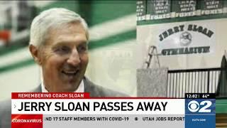 Remembering Utah Jazz Coach Jerry Sloan