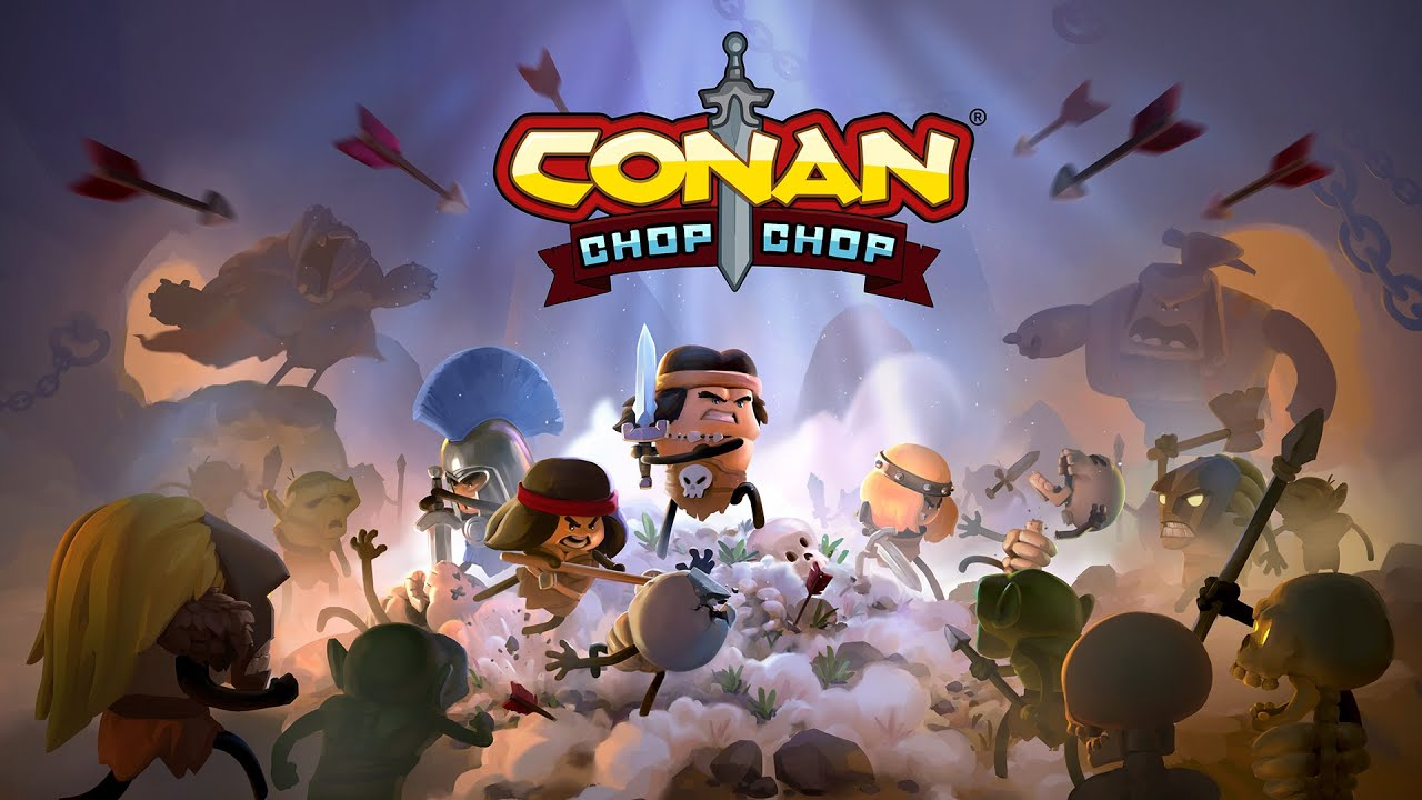 Conan Chop Chop' Is An April Fools Joke Turned Real from