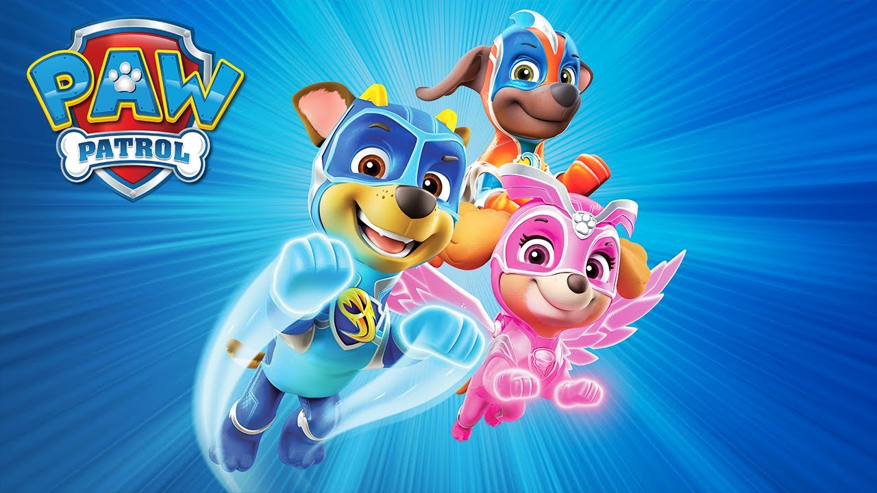 The Paw Patrol Powers Up In Pawsome New Video Game Releasing This