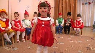 Новогодний праздник  в детском саду -1