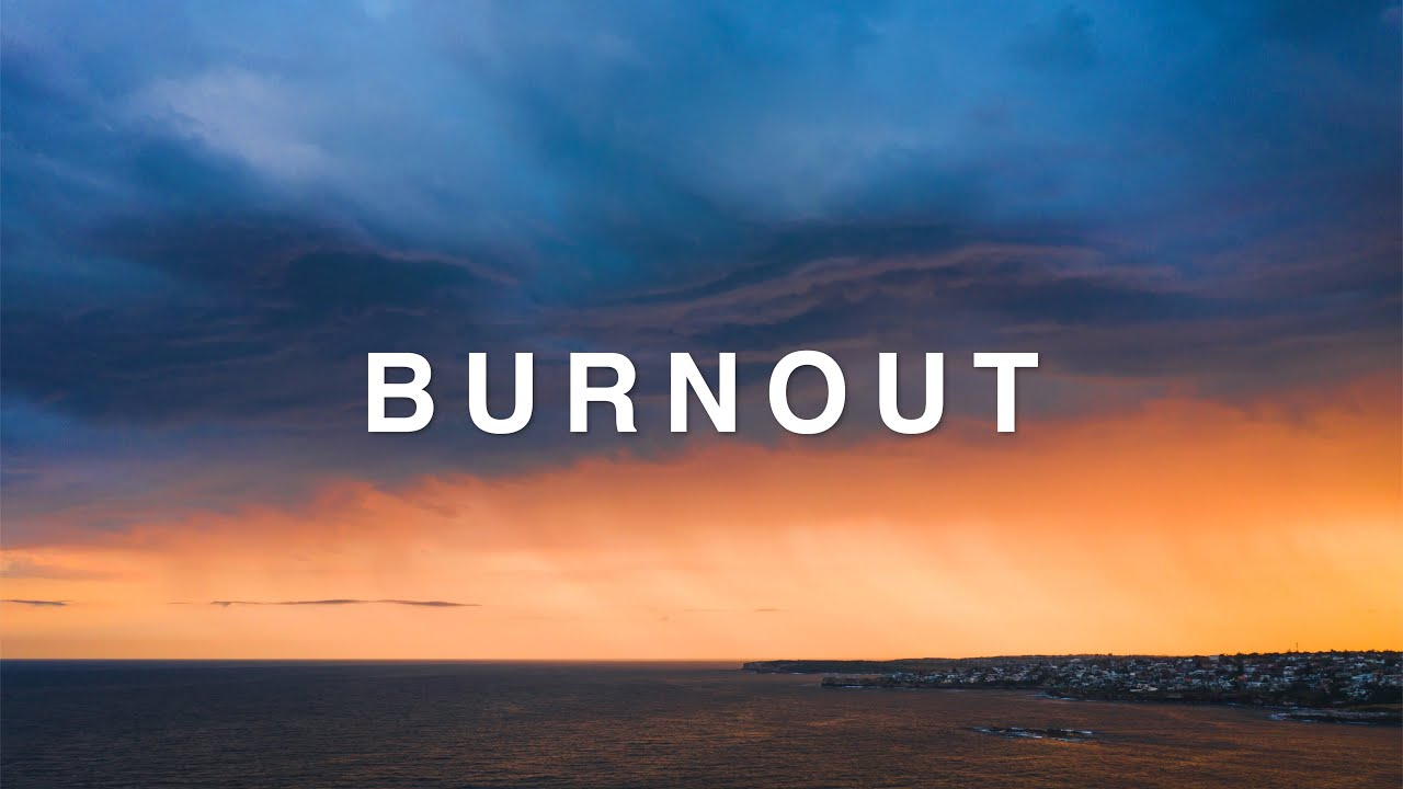 Burning Out | Freelance Filmmaking : a Balance between Work and Life