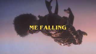 Rilès - ME FALLING (Lyric Video)