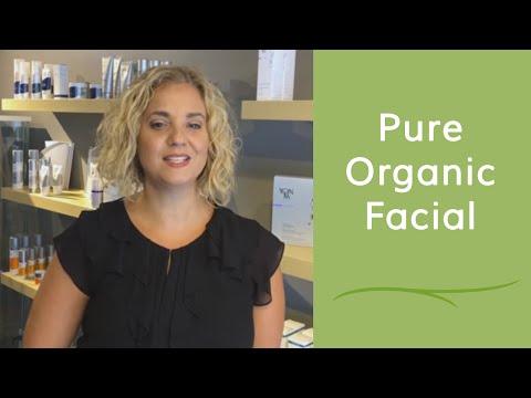 Pure Organic Facial | Pure Spa
