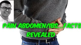 Pain abdomen/IBS- Facts revealed.