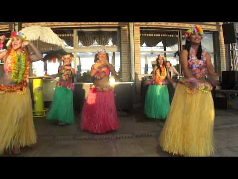 "Philippine "" Hawaiian Dance "" Girls /  ASIA FUNKY NIGHT 2012"