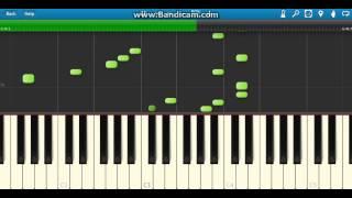 Hướng Dẫn Chơi Piano 365daband ANH SỢ MẤT EM 50% speed