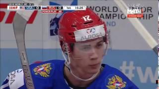 Хоккей 2016(полуфинал): Россия vs США (противостояние),Hockey: Russia vs USA(opposition)