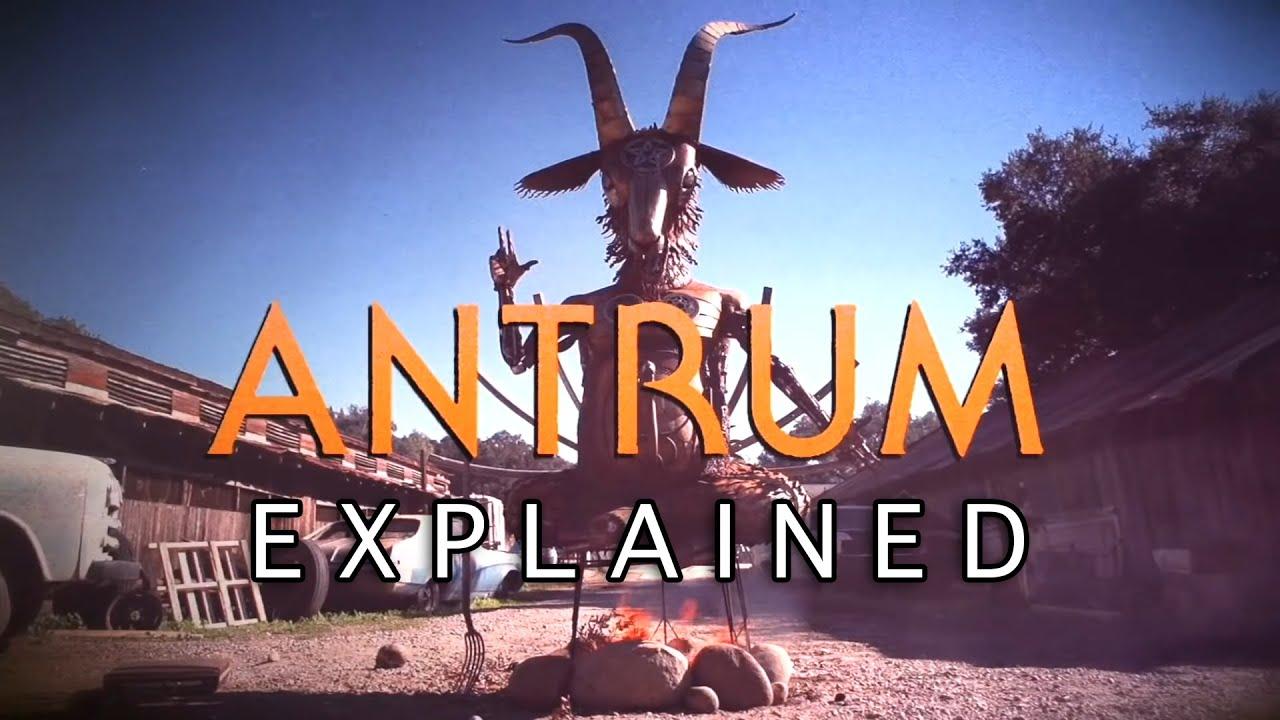 Download ANTRUM (2019) Explained