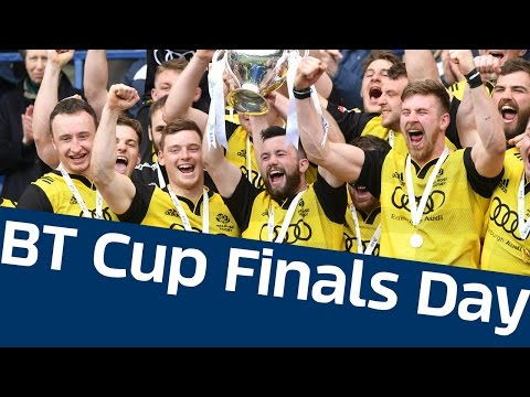BT Cup Finals Day | Melrose v Ayr - Cup Final