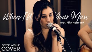 When I Was Your Man - Bruno Mars (Boyce Avenue feat. Fifth Harmony cover) on Spotify & Apple thumbnail