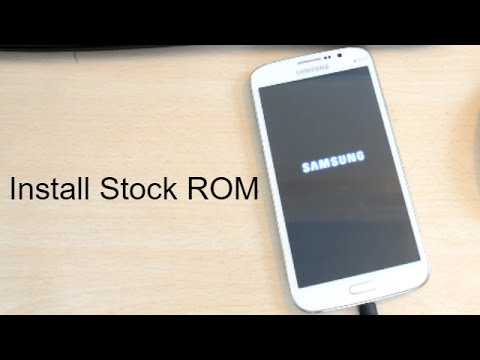 How To Flash / Install Stock ROM Via Odin  (Best And Easy Method) | Billi4You