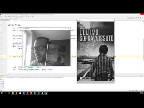 Object tracking using Homography - OpenCV 3 4 with python 3