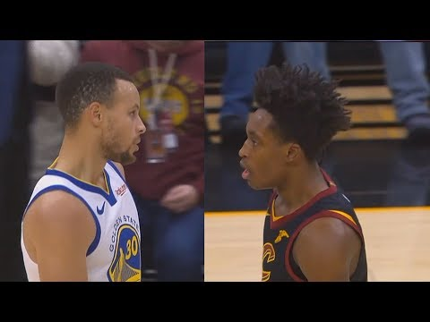 Collin Sexton Gets Revenge On Stephen Curry & Rodney Hood Shocks Cavs! Warriors vs Cavaliers