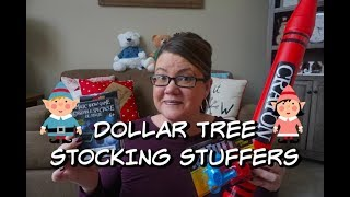 A COUPONER'S GUIDE TO GIFTING:  DAY #10 | DOLLAR TREE STOCKING STUFFERS!