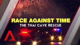Race Against Time: The Thai Cave Rescue