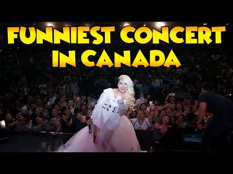 Vice Ganda Live at Winnipeg Canada   Pusuan mo si Vice Ganda sa Canada