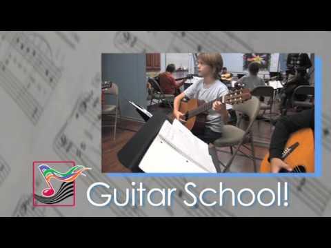 Frisco School of Music - Guitar Lessons