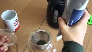 楽天で大人気の深蒸し茶 鹿児島茶 さつまの風100gを買ってみた Deep brown insect of Japan
