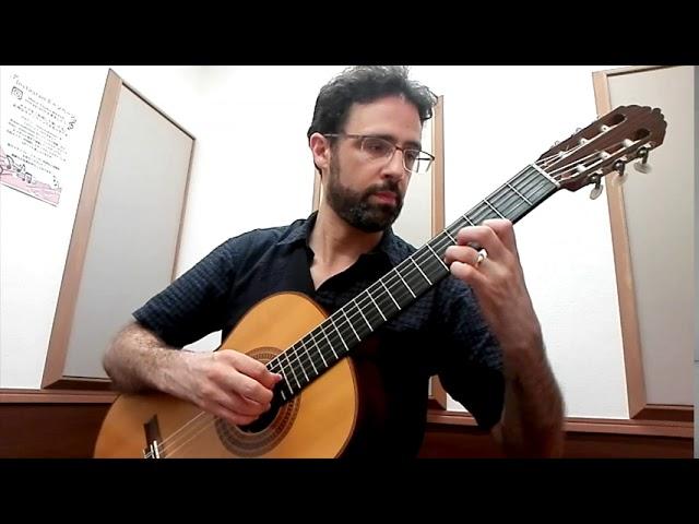 Beginning Classical Guitar: Sor Study Op. 60, No. 6
