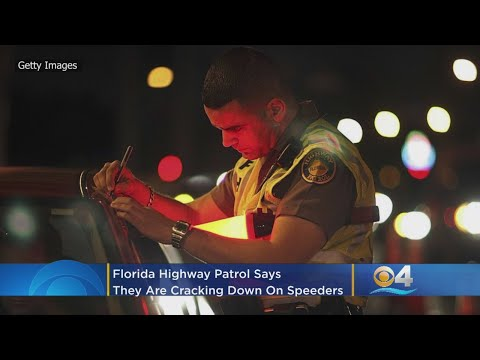 Ease Off The Gas Pedal! FHP Cracking Down On Speeders