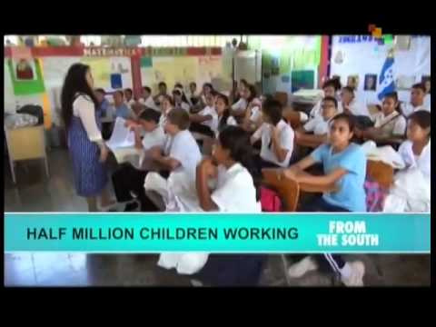 School drop out rate up in Honduras