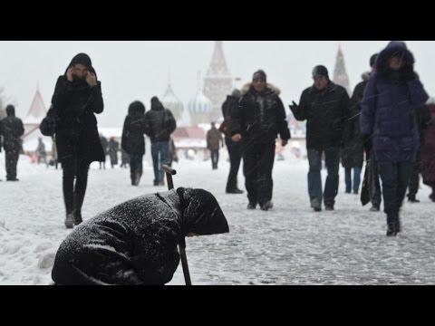 Crisis Económica De Rusia Aumenta Los Indices De Pobreza En El Pais