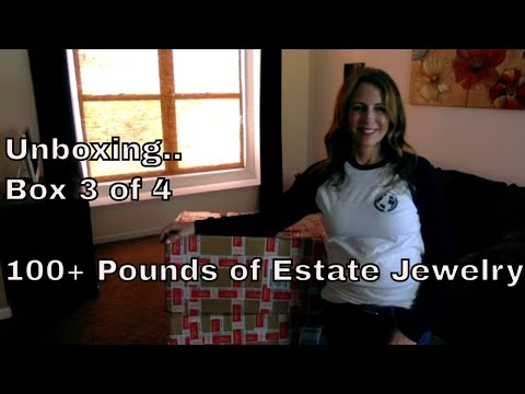 unboxing-100+-pounds-of-vintage-estate-jewelry:-box-3-of-4