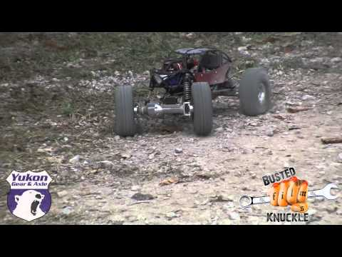 Wide Open Design Blower Buggy RC