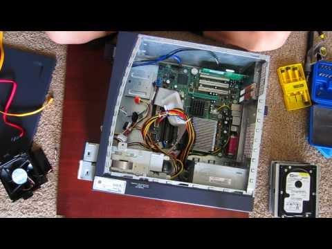 hook up front panel motherboard