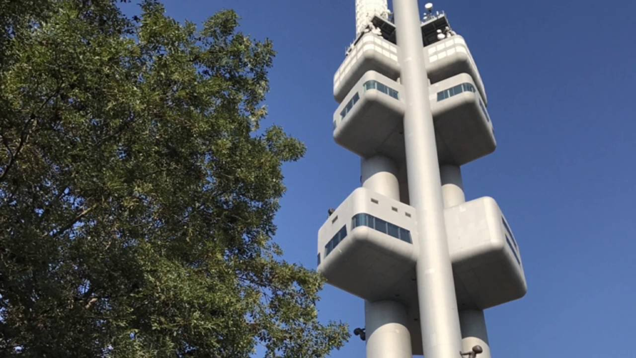 Download Žižkov Television Tower 2016