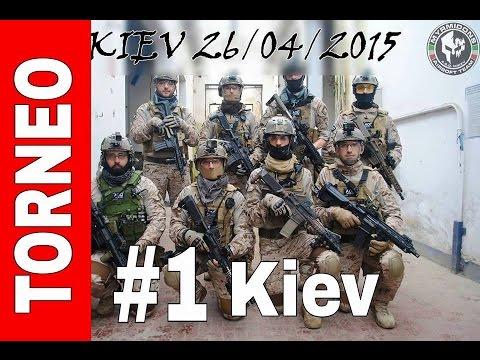 Softair Italia 2015 | Torneo:Kiev | Urban Zoom | AOD Team | Scopecam | Systema PTW 2012 |