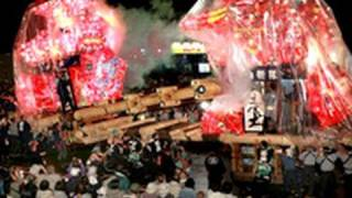北海道三大あんどん祭りの一つ、空知管内沼田町の「夜高(ようたか)あ...