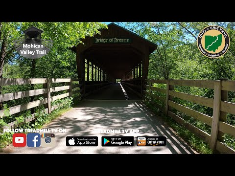 Mohican Valley Bike Trail Section of the Ohio to Erie Bikeway